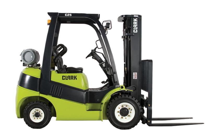 Clark Internal Combustion Forklift