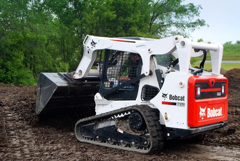 Bobcat T650 Compact Track Loader Sa Lift Amp Loader
