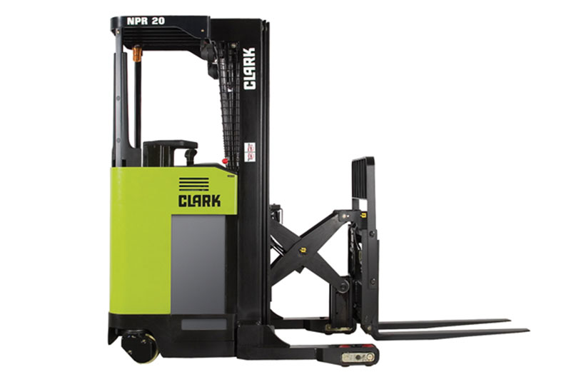 Clark Electric Reach Truck