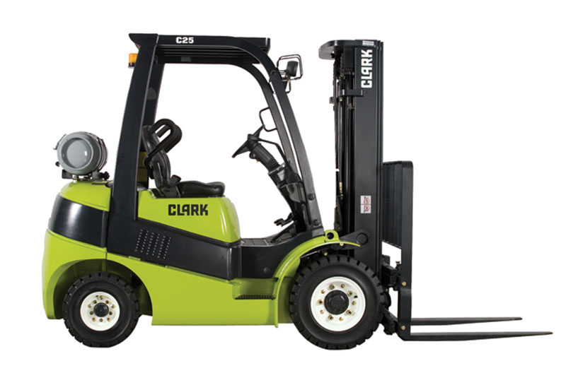Clark Internal Combustion Forklift