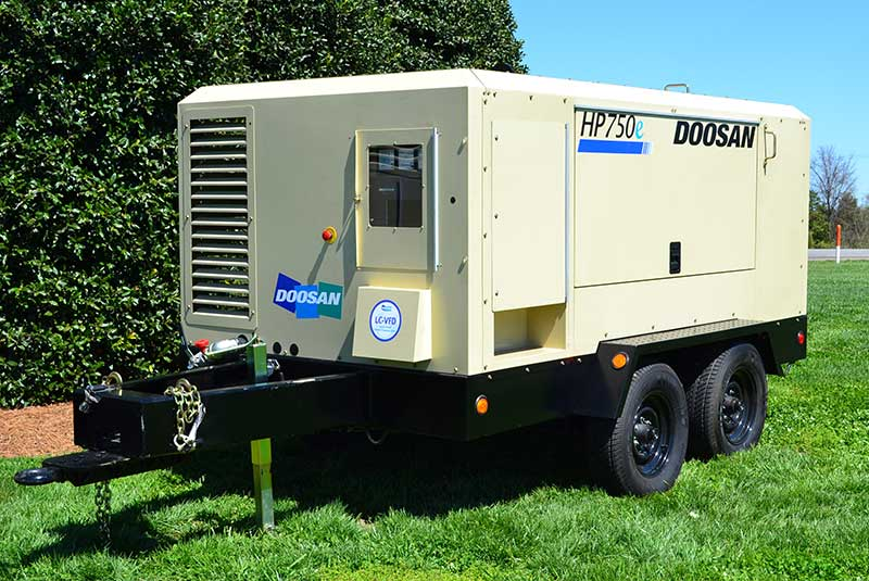 Doosan Portable Compressors