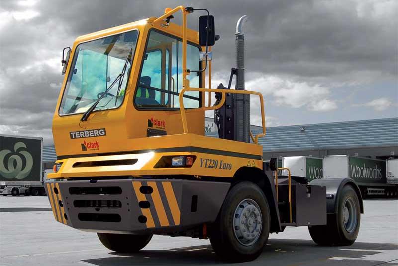 Terberg Terminal Tractor