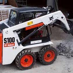 Bobcat S100 Skid-Steer Loader - SA Lift & Loader
